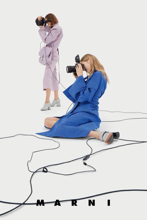 Models: Mali Koopman andJess PWPhotographer: Barbara Probst