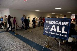 Seniors support Medicare for All