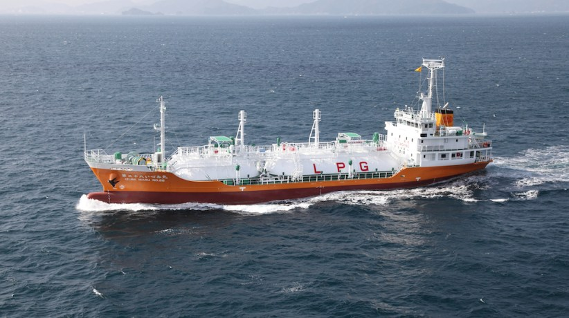 LPG tankers: Ready for anything