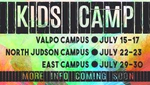 Kids Camp 2019 at Heartland Christian Center