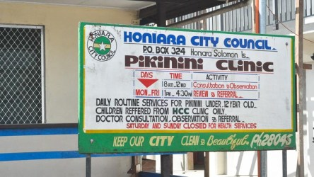 Pikinini Clinic