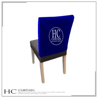 HC LOGO椅背罩上框