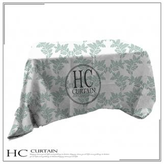 HC LOGO花桌巾PS上框