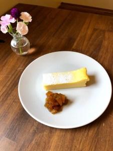 """北スペインのチーズケーキ""""ケサーダ"""""""