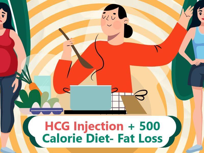 HCGInjection+500CalorieDiet-FatLoss