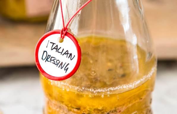Hcg Diet Italian Dressing Recipe