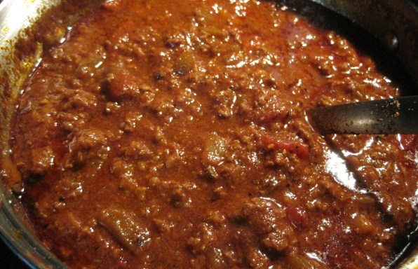 Hcg Diet Recipe for Chili