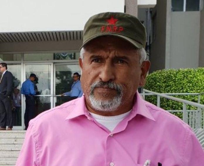 """""""Reconozco mi error"""" lo que hablé de Lena Gutiérrez fue lo que escuché en los medios : Juan Barahona"""