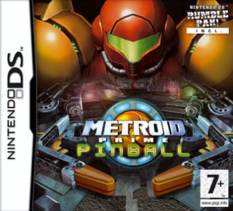 MetroidPrimePinball