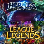 Heroes of the Storm vs. League of Legends – A Game Design Breakdown & Comparison