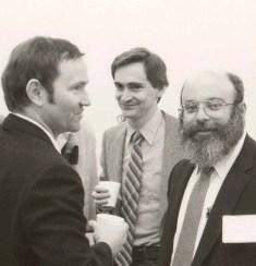 Carroll at IFIP 1984