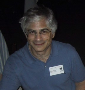 Feiner at Smartgraphics Conference in Hawthorne, NY on June 12, 2002.