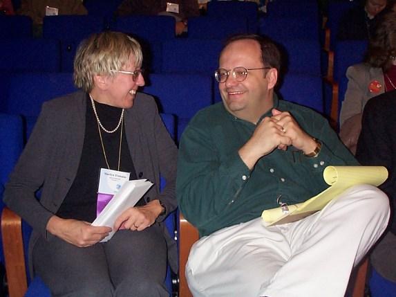 Olsen at CHI 2000