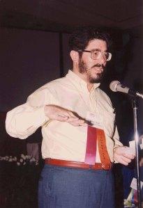 Jacob at CHI 1991