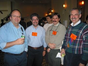Jacob at CHI 2003
