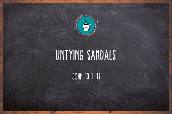 Untying Sandals