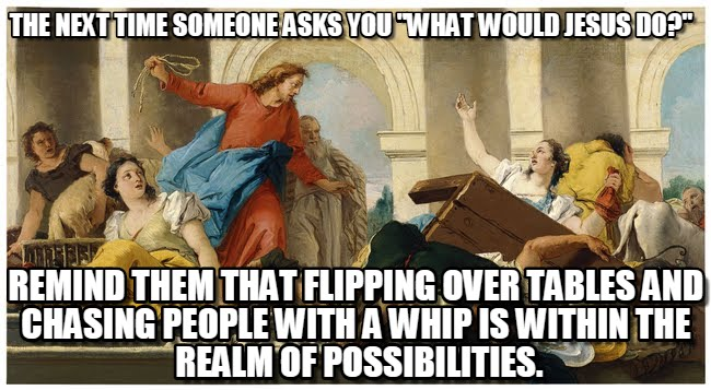 WWJD, Or When Helping Hurts