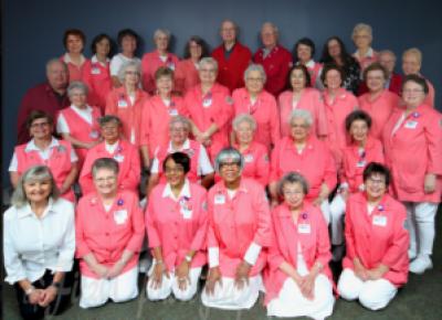 Henry County Medical Center volunteers