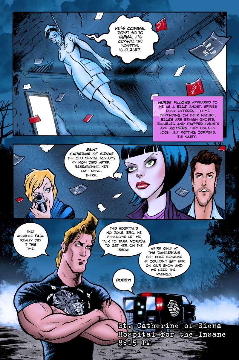 Tara Normal Issue 1 Page 015