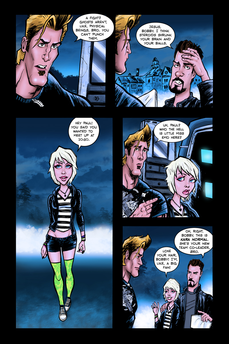 Tara Normal Issue 1 Page 020