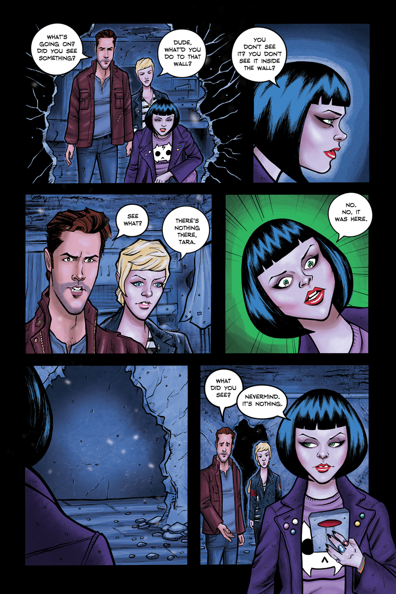 Tara Normal Issue 7 Page 005