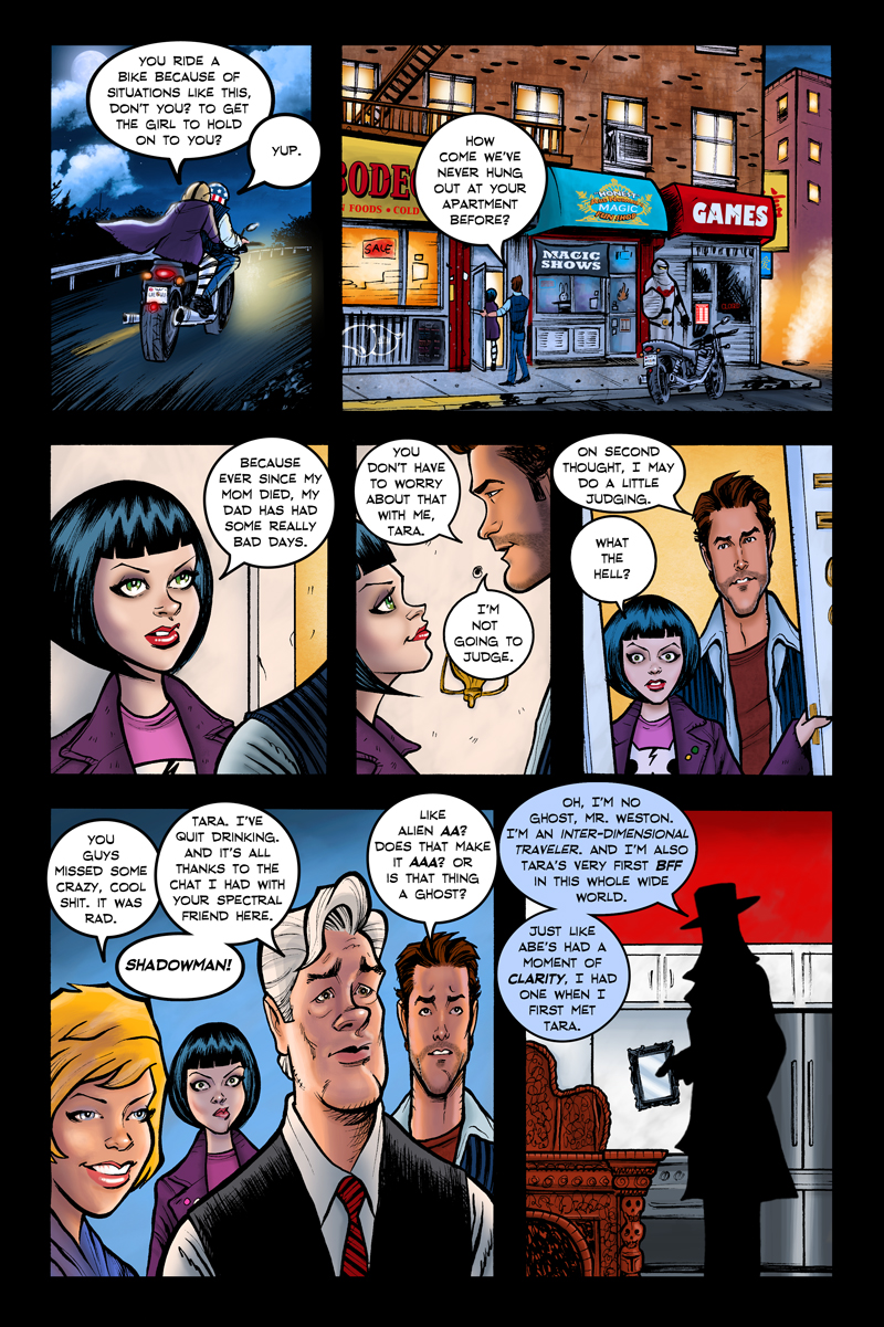 Tara Normal Issue 2 Page 008