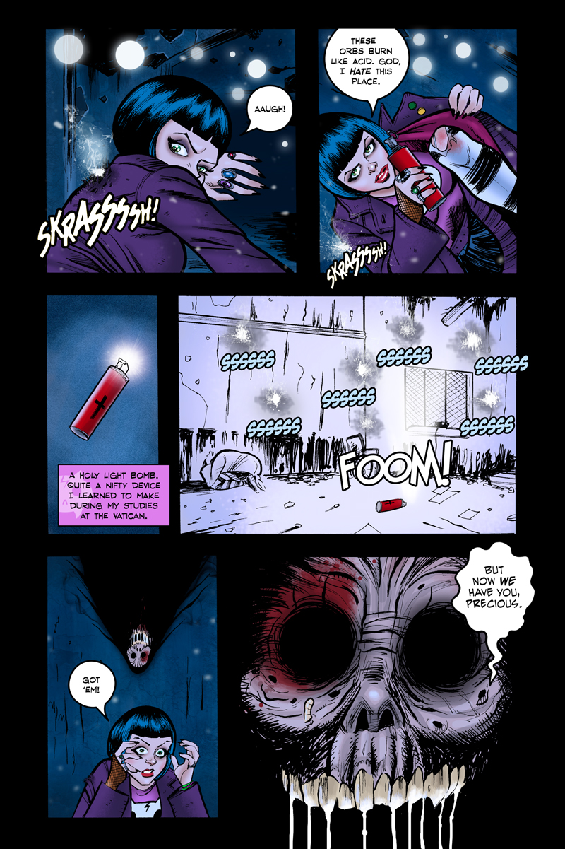 Tara Normal Issue 3 Page 009