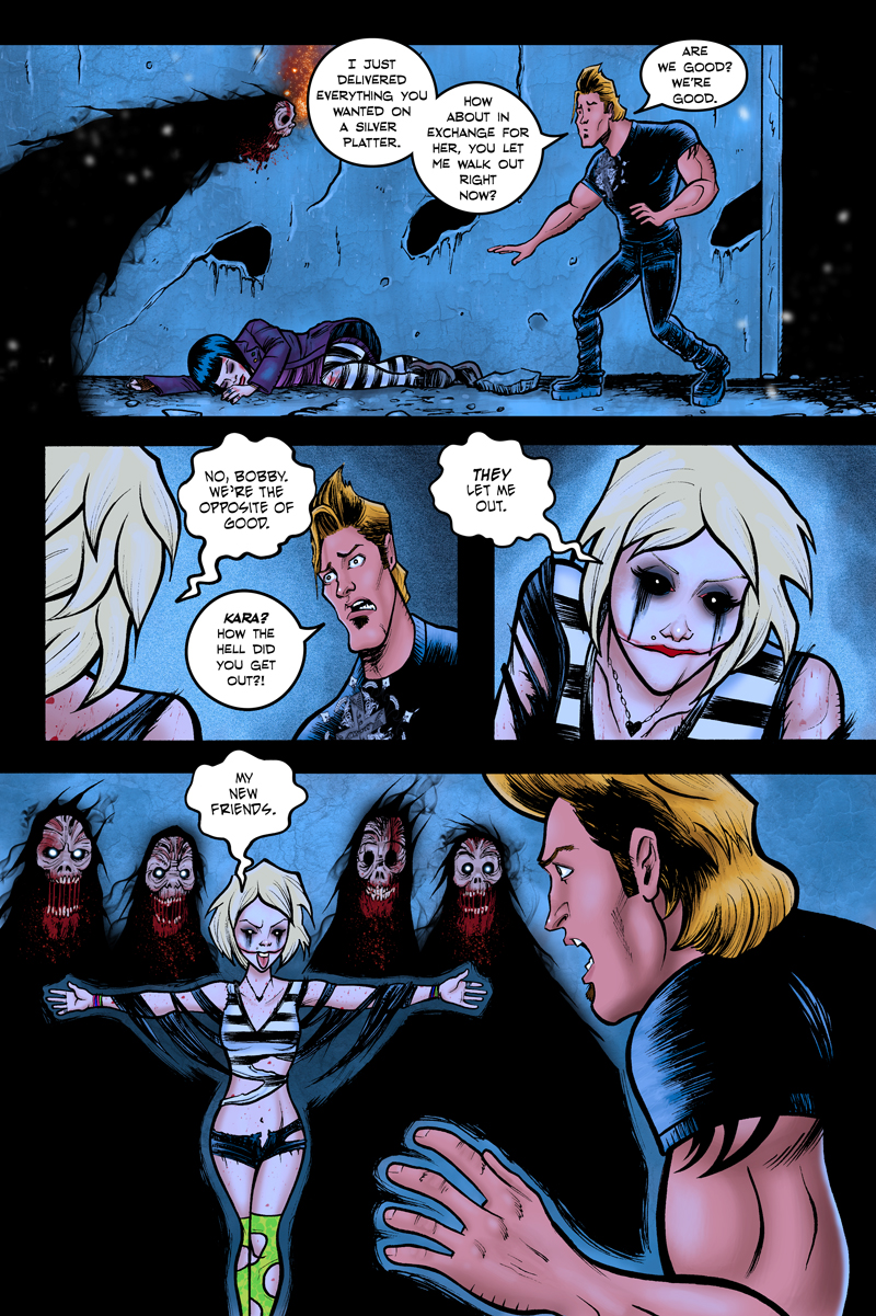 Tara Normal Issue 4 Page 002