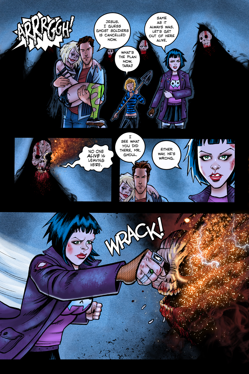 Tara Normal Issue 4 Page 006