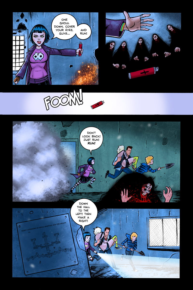 Tara Normal Issue 4 Page 007