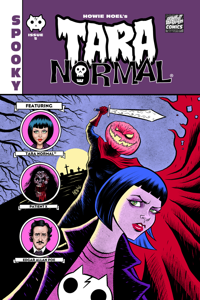 Tara Normal Issue 5 Cover