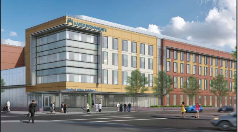 Four-Story Kaiser Permanente Office Approved for Redwood City Campus