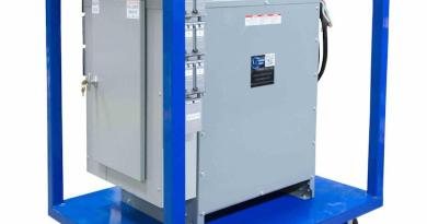 45 KVA Power Distribution System