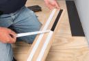 Flooring Adhesion