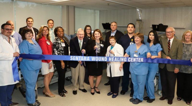 Sentara Unveils Newly Renovated & Expanded Wound Healing Center in Virginia