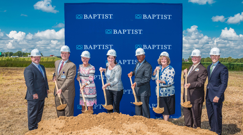 Crittenden County Celebrates Ribbon-Cutting of Long-Awaited Hospital