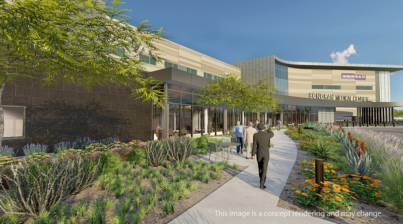 Arizona Hospital Expansion Aims to Offer Full-Service Wellness