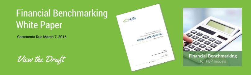 Financial Benchmarking White Paper banner