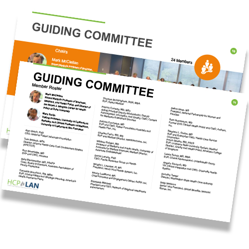 Guiding Committee slide