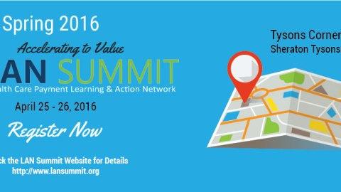 Spring 2016 LAN Summit web banner