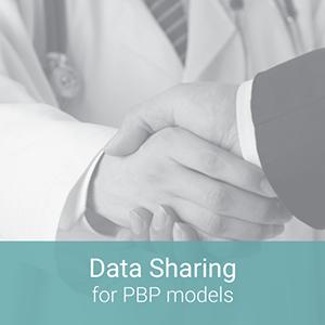 Data Sharing for Population Based Payment Models