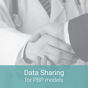 Data Sharing for Population Based Payment Models