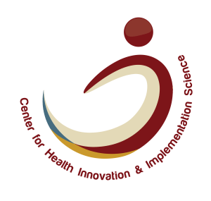 Center for Health Innovation and Implementation Science logo