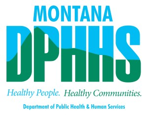 Montana Department of Public Health and Human Services logo