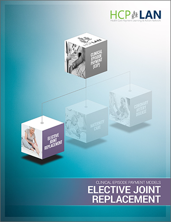 Elective joint replacement cover sheet