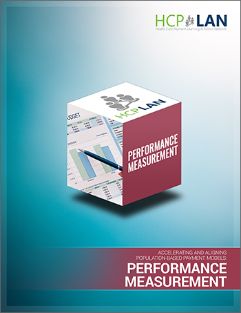 Performance measurement cover sheet