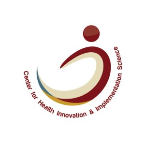 Center for Health Innovation & Implementation Science logo
