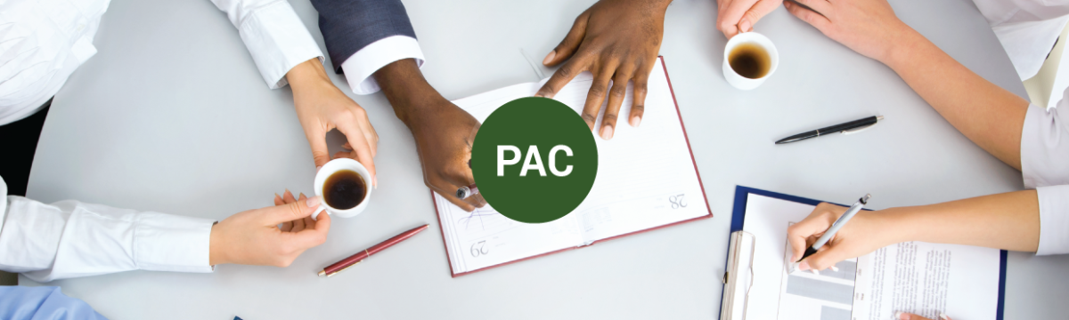 Participate in the PAC – Health Care Payment Learning
