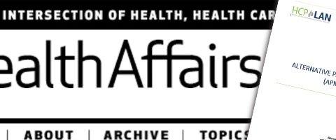 Health Affairs and APM blog