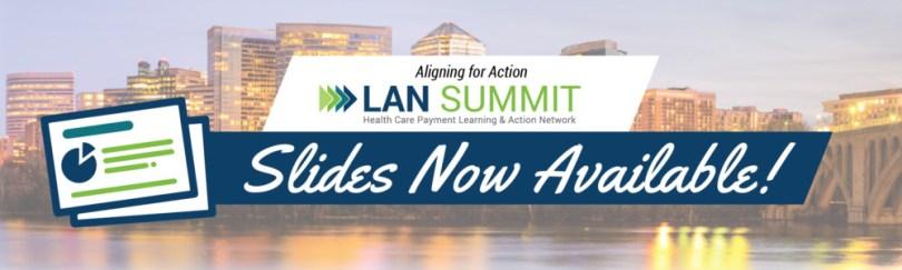 LAN Summit slides available